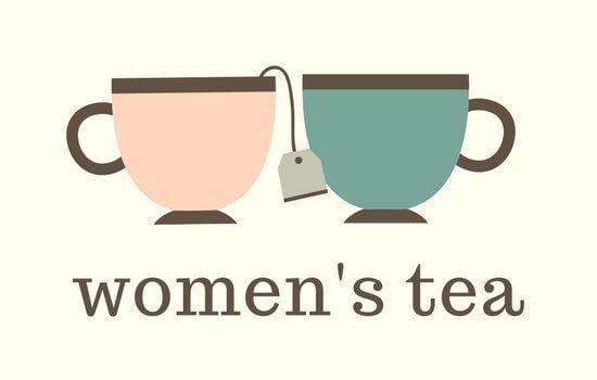 Women's Tea at Wisteria  March 9