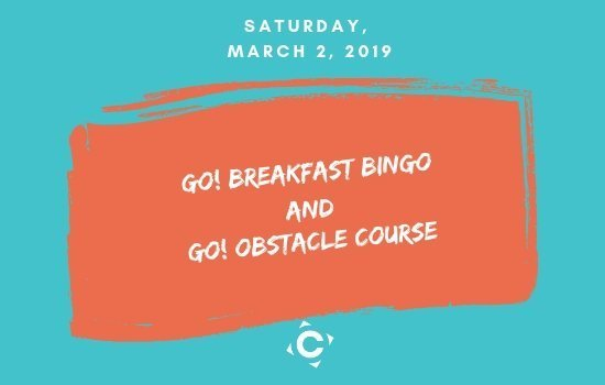 GO! Serving Events March 2