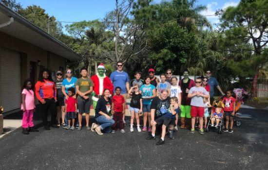GO! Christmas Serving Events December 7