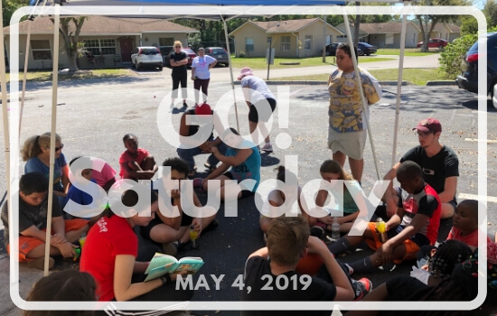 GO! Serving Events May 4