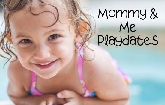 Mommy & Me Preschool Playdates