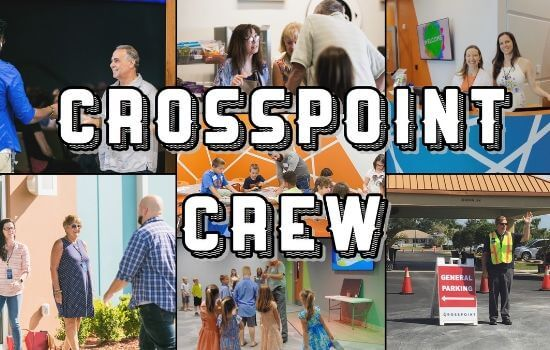 Crosspoint Serving Opportunities Join The Crew!