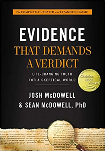 Evidence That Demands A Verdict Volume 1 by Josh McDowell
