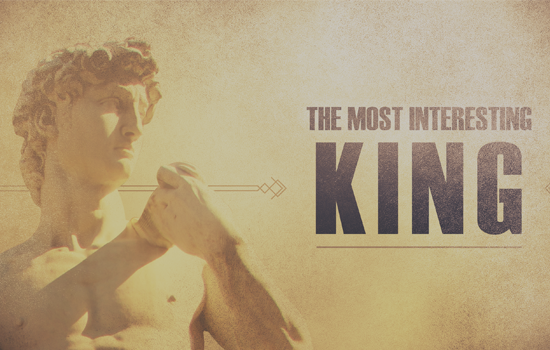 Current Series – The Most Interesting King