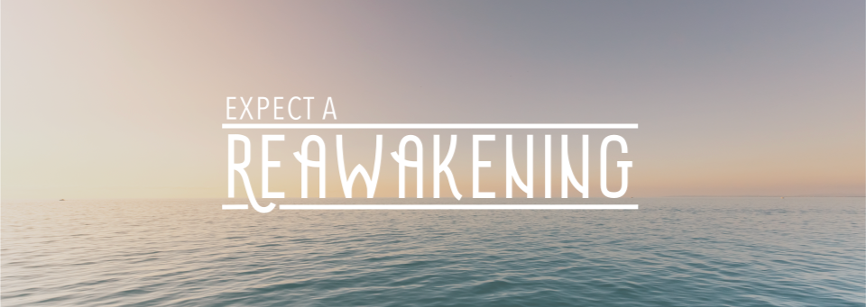 Expect A Reawakening : Time to Reconnect