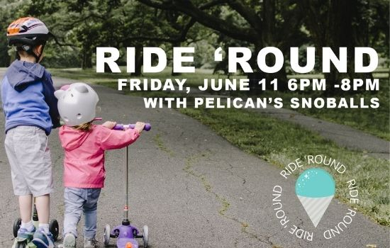 Ride 'Round Family Event June 11